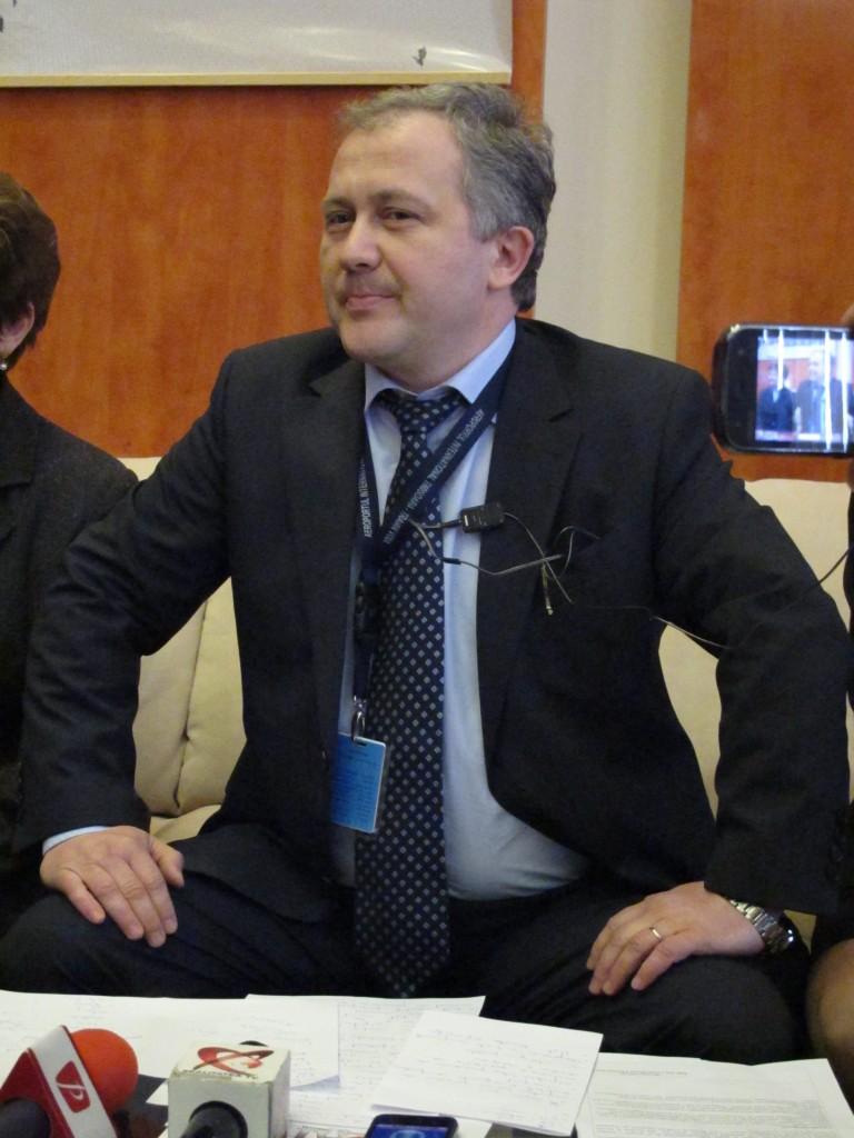 Cornel Samartinean, chilotarul zburator aka Eugeniu de Tarnaveni